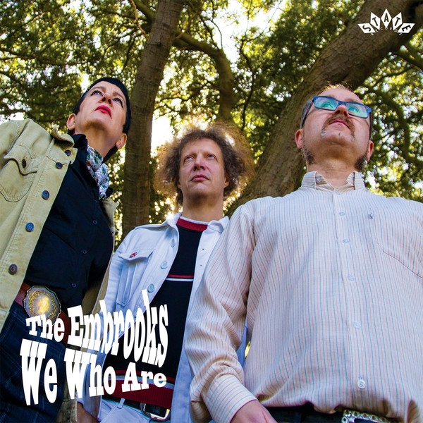 We Who Are Cover art