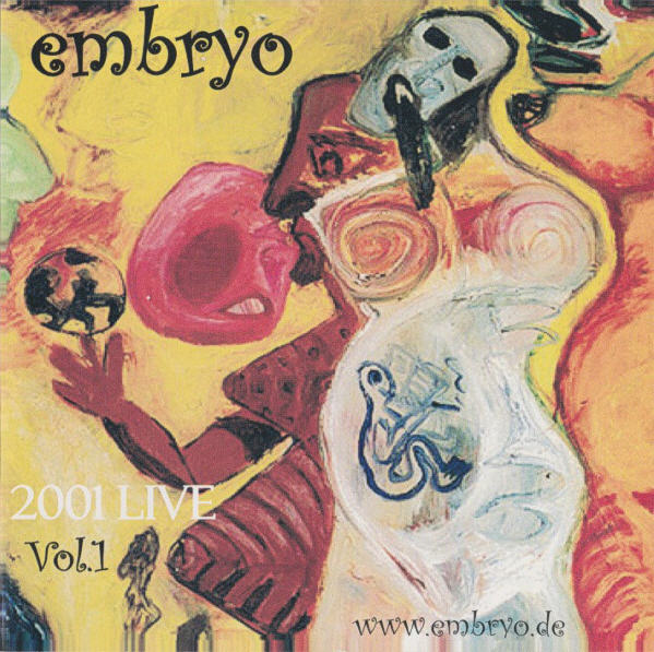 Embryo — 2001 Live Vol.1
