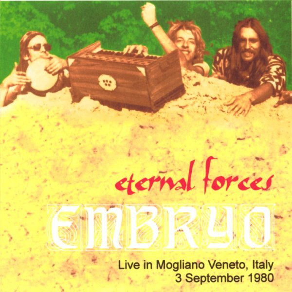 Embryo — Eternal Forces