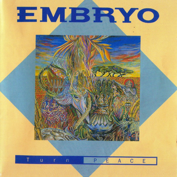 Embryo — Turn Peace