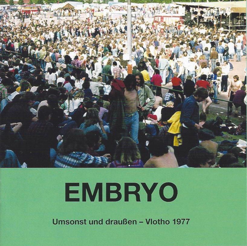 Umsonst und Draußen – Vlotho 1977 Cover art