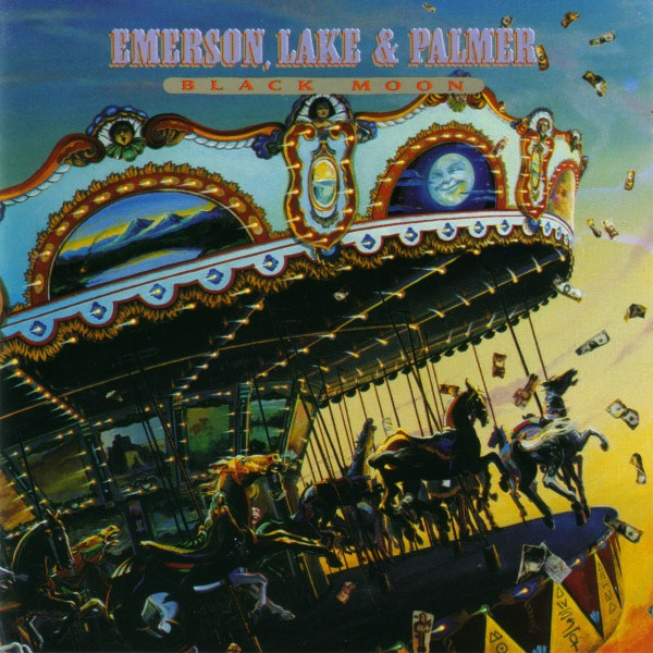 Emerson, Lake & Palmer — Black Moon