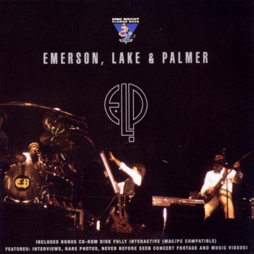 Emerson Lake & Palmer — King Biscuit Flower Hour