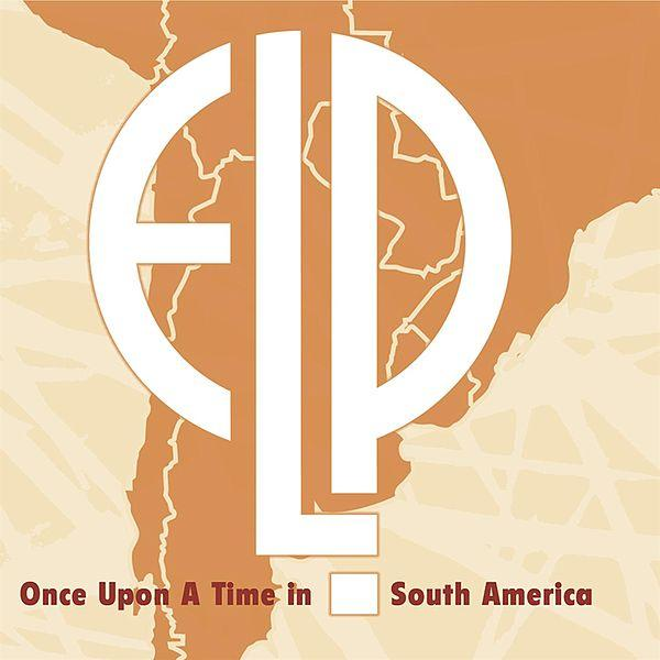 Once upon a Time in South America Cover art