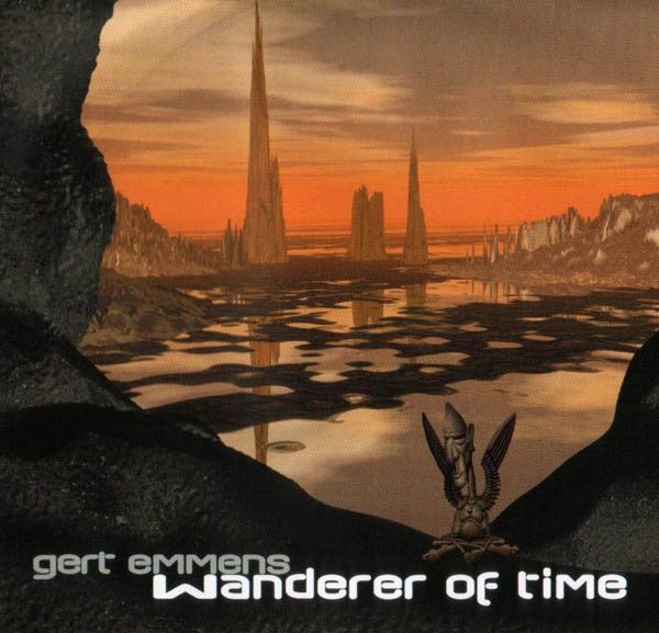 Wanderer of Time Cover art