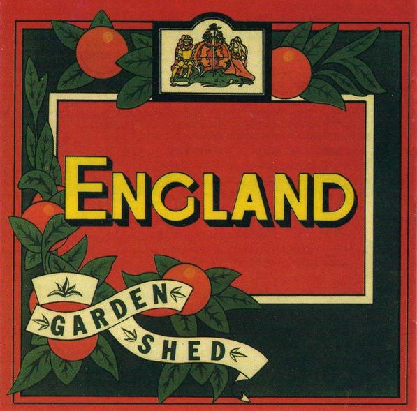 England — Garden Shed