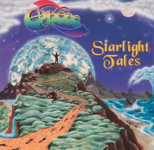 Starlight Tales Cover art