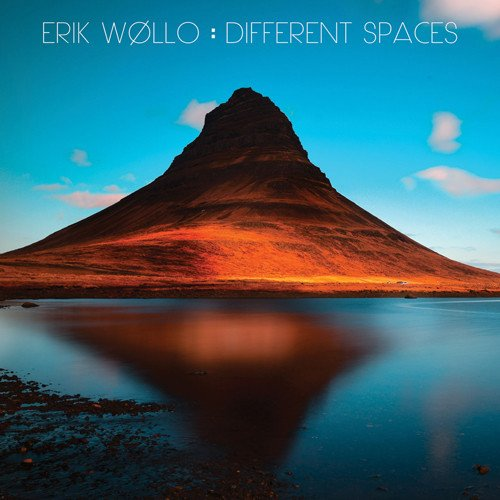 Different Spaces Cover art