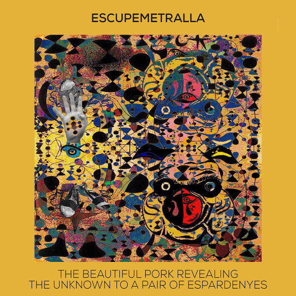 The Beautiful Pork Revealing the Unknown to a Pair of Espardenyes Cover art