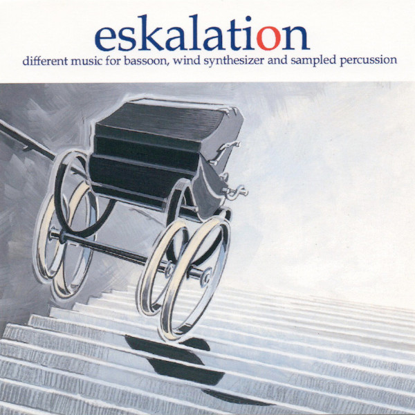 Eskalation — Different Music for Bassoon, Wind Synthesizer and Sampled Percussion