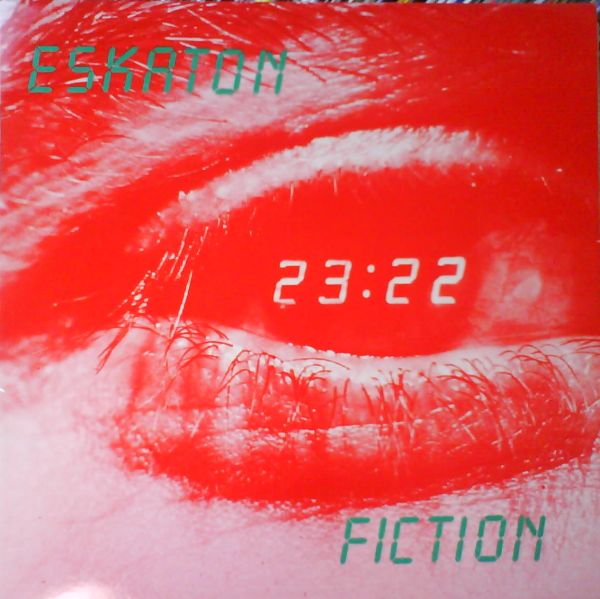 Eskaton - Fiction cover