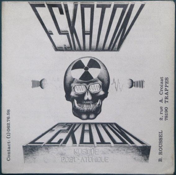 Eskaton - Musique Post Atomique cover
