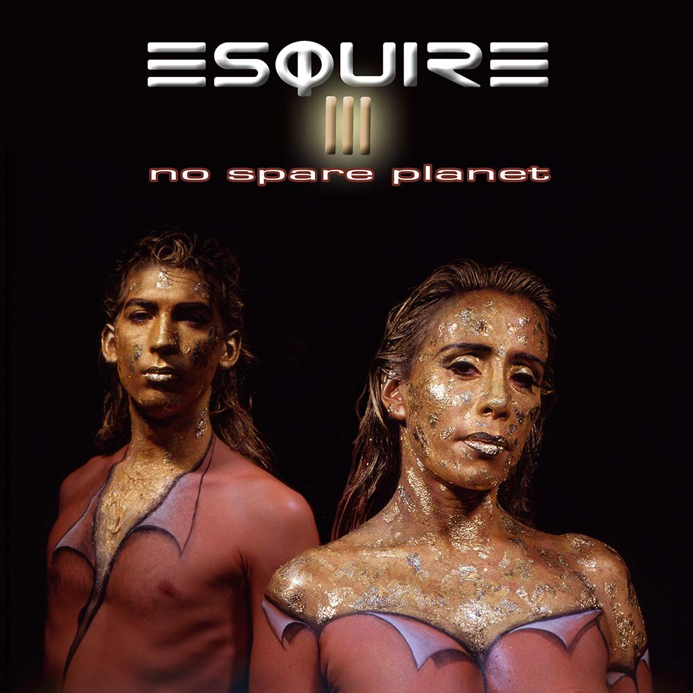 No Spare Planet Cover art