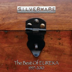 Silverware: The Best of Eureka 1997-2010 Cover art