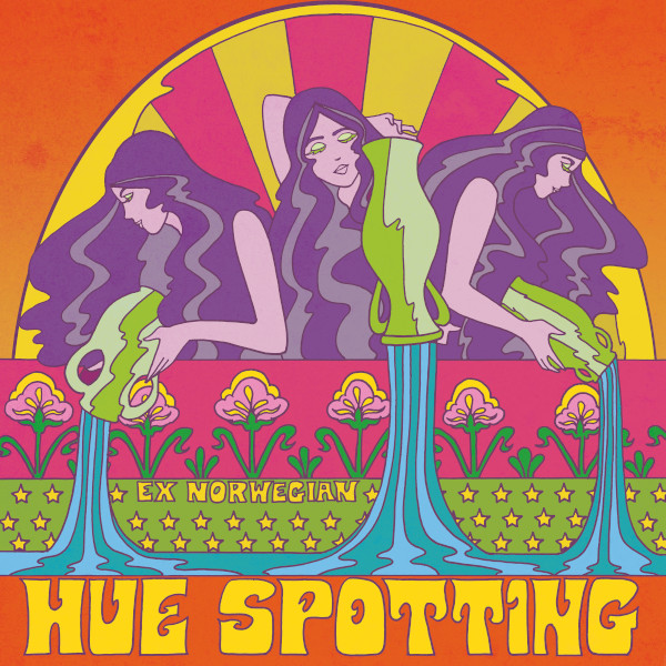 Hue Spotting Cover art