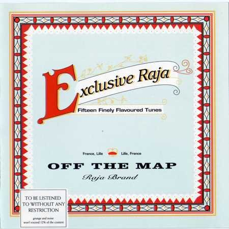 Off the Map Cover art