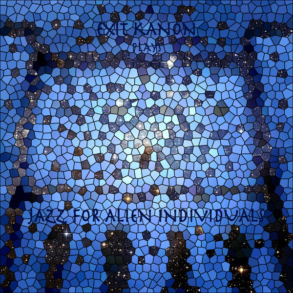 Plays Jazz for Alien Individuals Cover art
