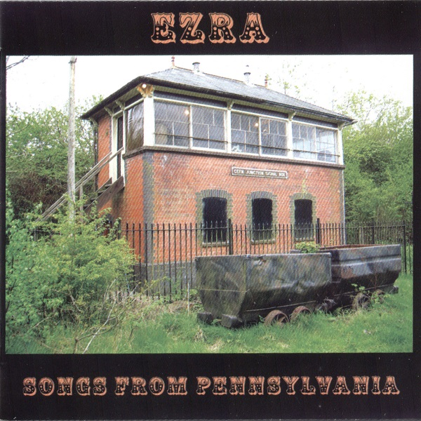 Songs from Pennsylvania Cover art
