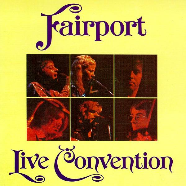 Fairport Convention — Fairport Live Convention