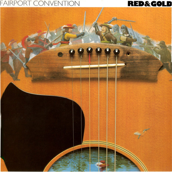 Fairport Convention — Red & Gold