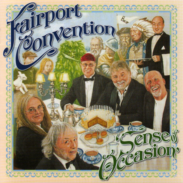 Fairport Convention — Sense of Occasion