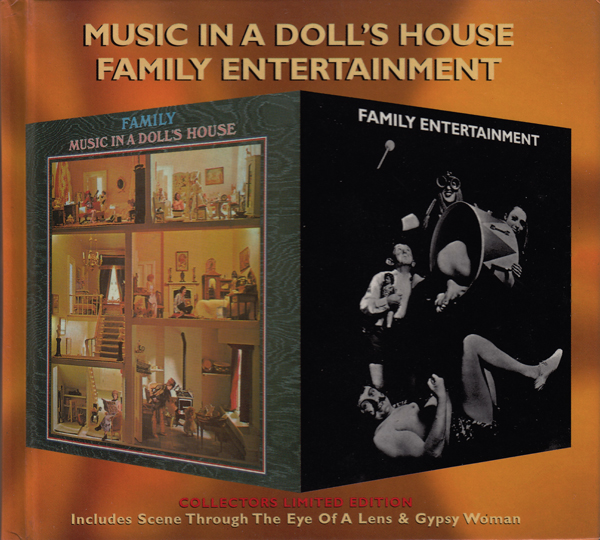 Family — Music in a Doll's House / Family Entertainment