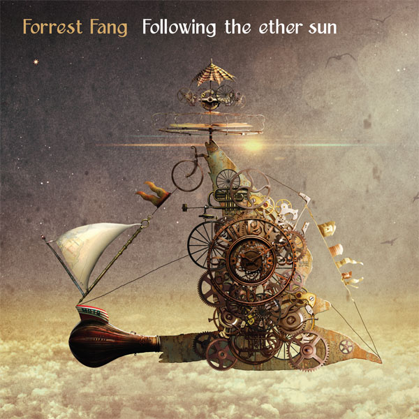 Following the Ether Sun Cover art
