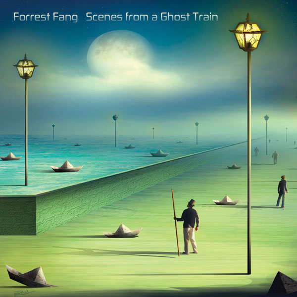 Forrest Fang — Scenes from a Ghost Train