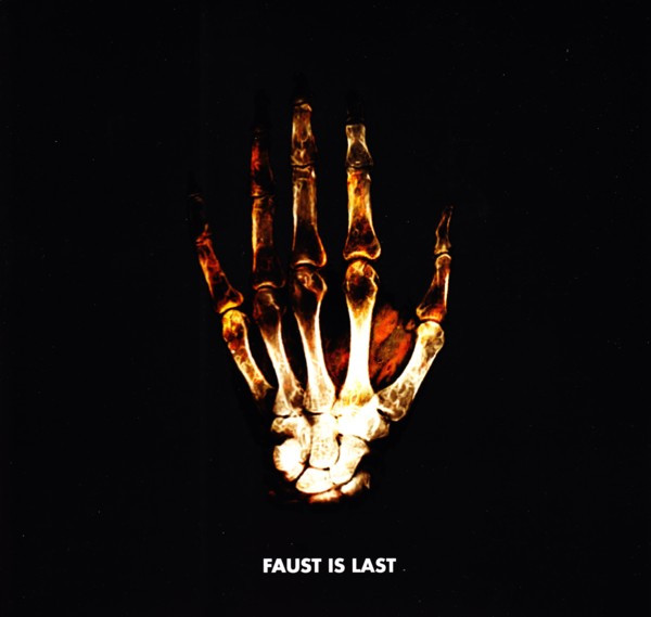 Faust Is Last Cover art