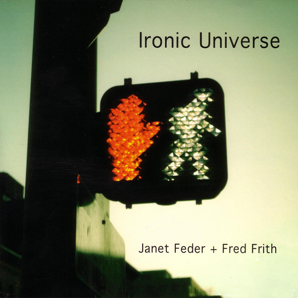 Ironic Universe Cover art
