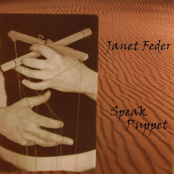 Janet Feder — Speak Puppet