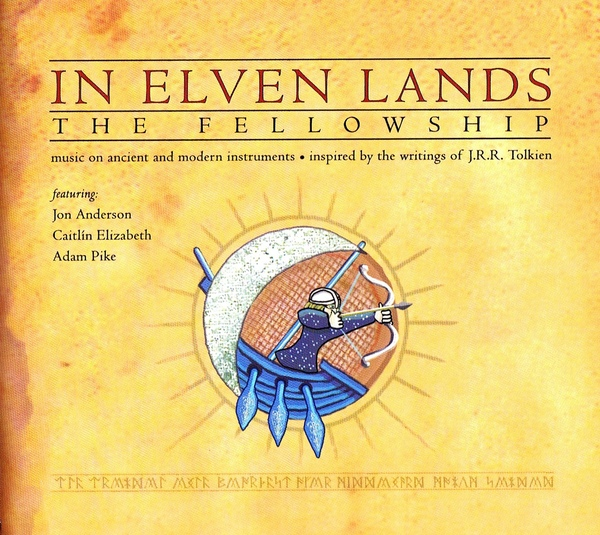 In Elven Lands Cover art