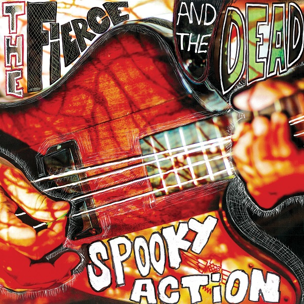 Spooky Action Cover art
