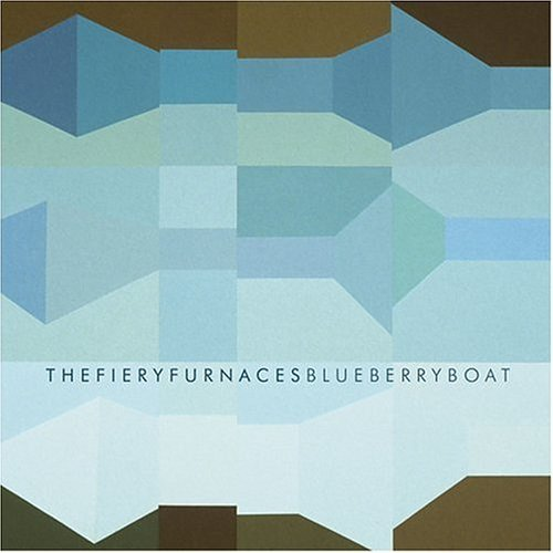 Blueberry Boat Cover art