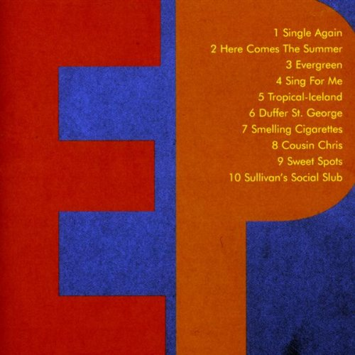 The Fiery Furnaces — EP