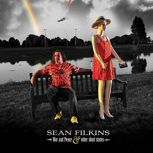 Sean Filkins — War and Peace and Other Short Stories