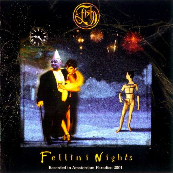 Fellini Nights Cover art