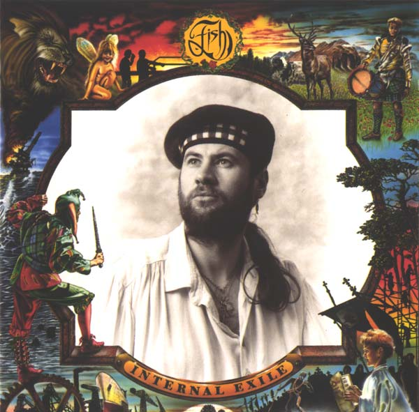 Internal Exile Cover art
