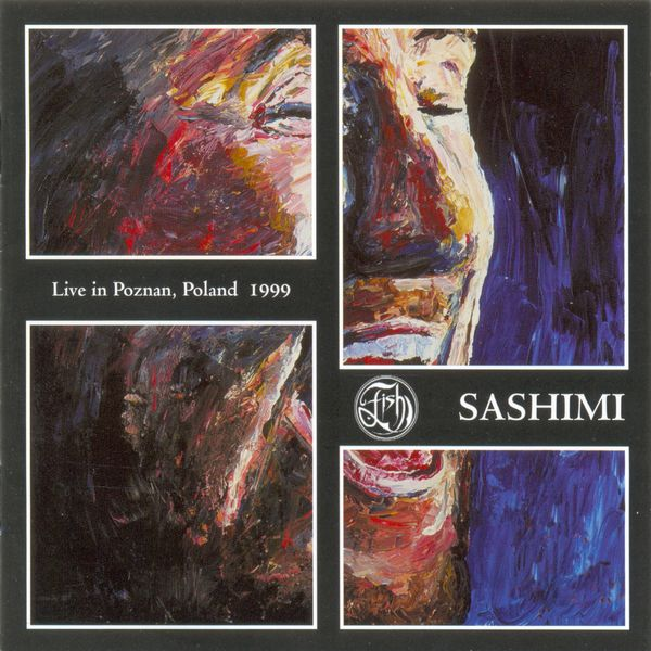 Sashimi Cover art