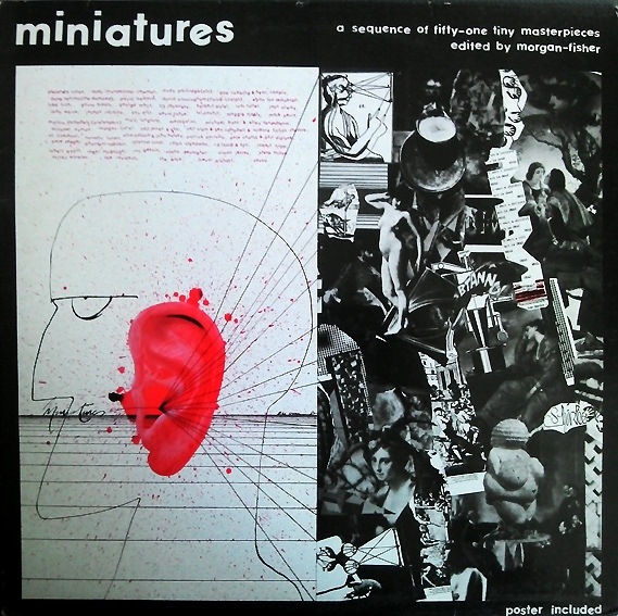 Miniatures (A Sequence of Fifty-One Tiny Masterpieces Edited by Morgan-Fisher) Cover art