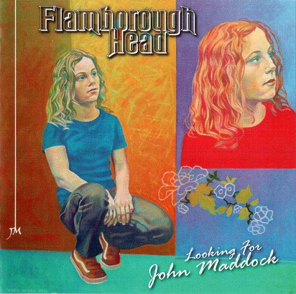 Looking for John Maddock Cover art