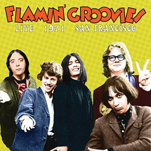 Live 1971 San Francisco Cover art