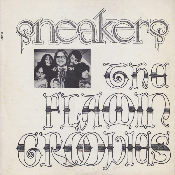 The Flamin' Groovies — Sneakers