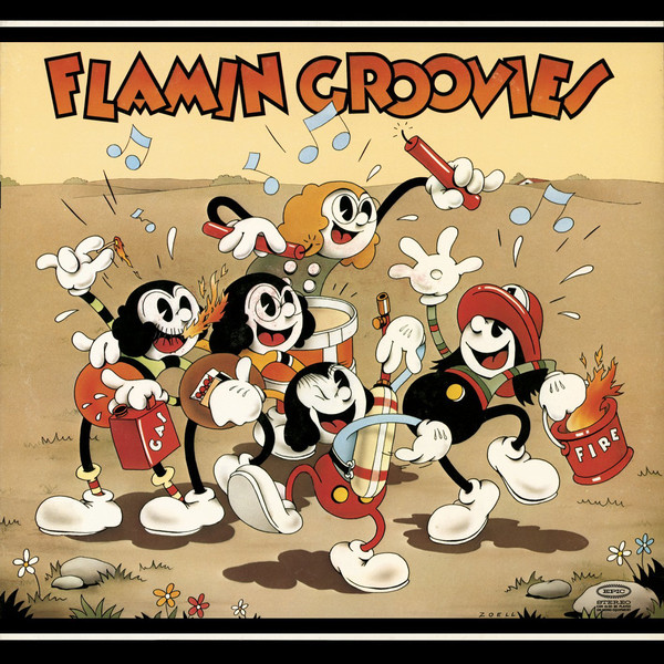 Flamin Groovies — Supersnazz