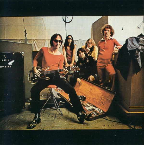The Flamin' Groovies — Teenage Head