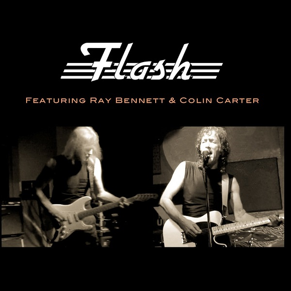 Flash — Featuring Ray Bennett & Colin Carter