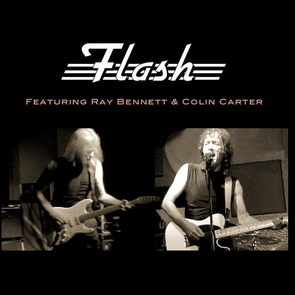 Flash — Featuring Ray Bennett & Colin Carter