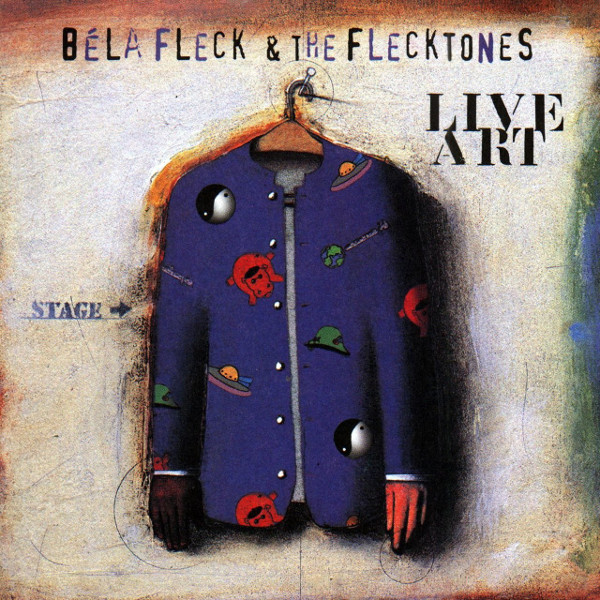Béla Fleck & the Flecktones — Live Art