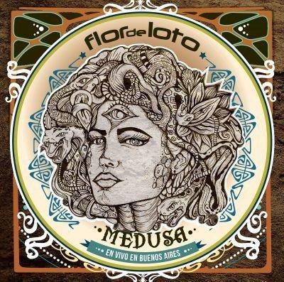Medusa - En Vivo en Buenos Aires Cover art