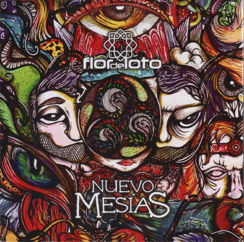 Nuevo Mesias Cover art